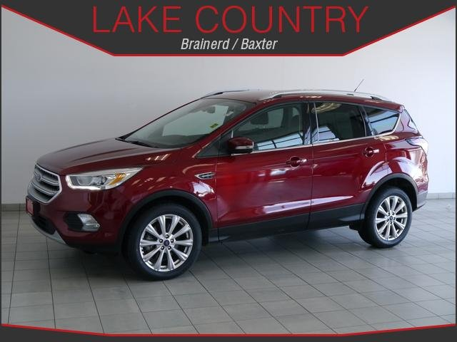 Pre-Owned 2017 Ford Escape