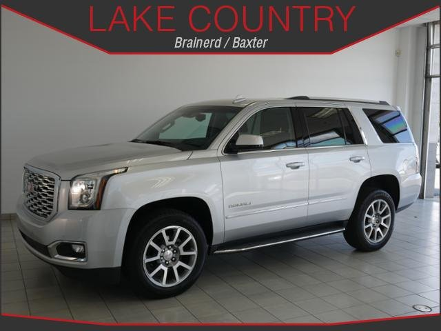 Pre-Owned 2018 GMC Yukon Denali Heated And Cooled Seats Backup Camera