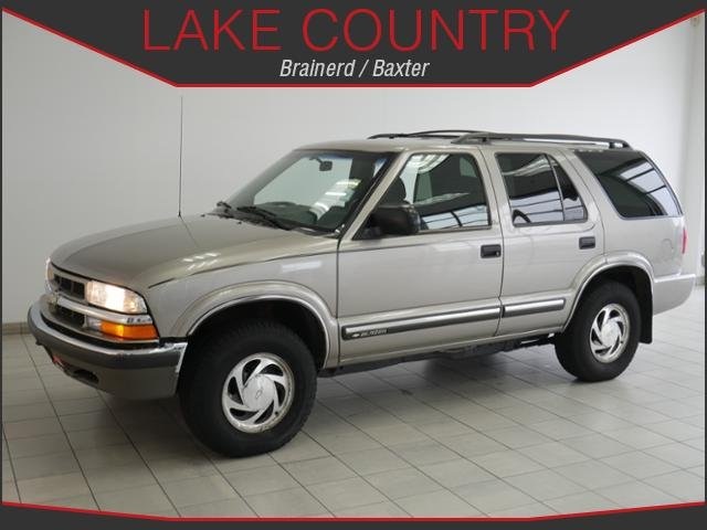 Pre-Owned 2000 Chevrolet Blazer LT 4x4 Power Drivers Seat Tow Package