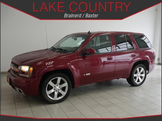 Pre Owned 2009 Chevrolet Trailblazer Ss Awd Moonroof Leather Heated