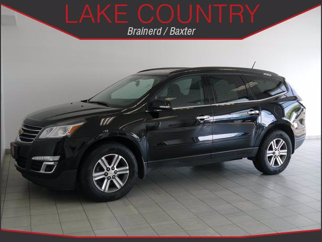 Pre-Owned 2017 Chevrolet Traverse LT AWD