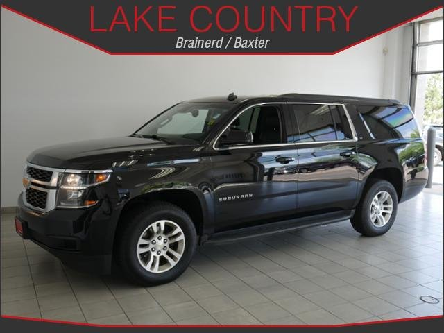 Pre-Owned 2015 Chevrolet Suburban LT LUXURY PACKAGE MAX TRAILER PACKAGE 7 PASSENGER