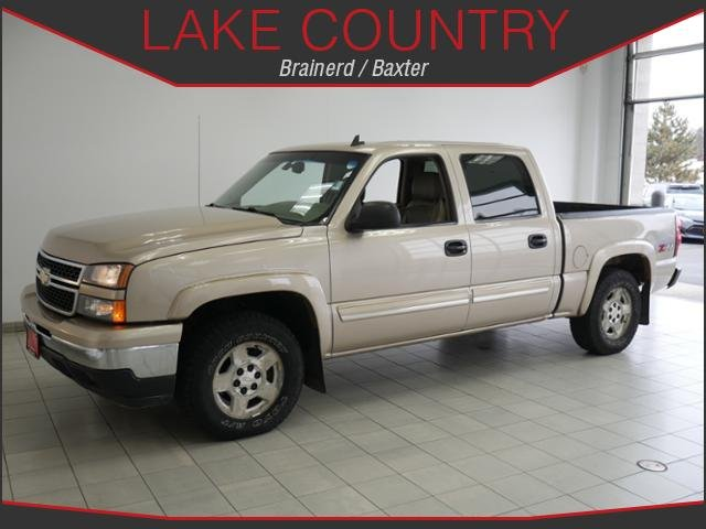 Pre-Owned 2006 Chevrolet Silverado 1500 LT3 Leather Heated Seats Power Drivers Seat Tow