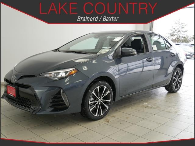 New 2019 Toyota Corolla SE FWD 4dr Car