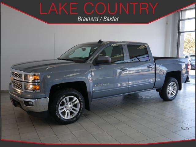 Pre Owned 2015 Chevrolet Silverado 1500 Lt Crew Cab All Star Edition