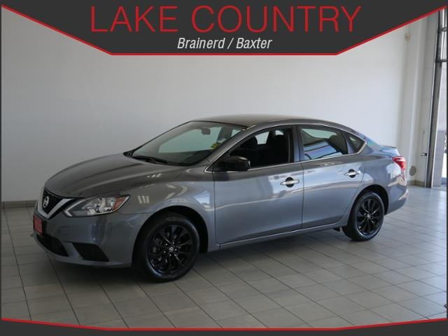 Pre-Owned 2018 Nissan Sentra SV Alloy Wheels