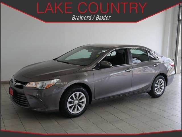 Pre-Owned 2017 Toyota Camry LE BACKUP CAMERA BLUETOOTH