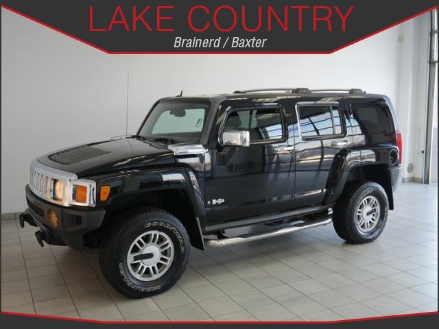 Pre Owned 2006 Hummer H3 Luxury Leather Heated Seats Power Drivers