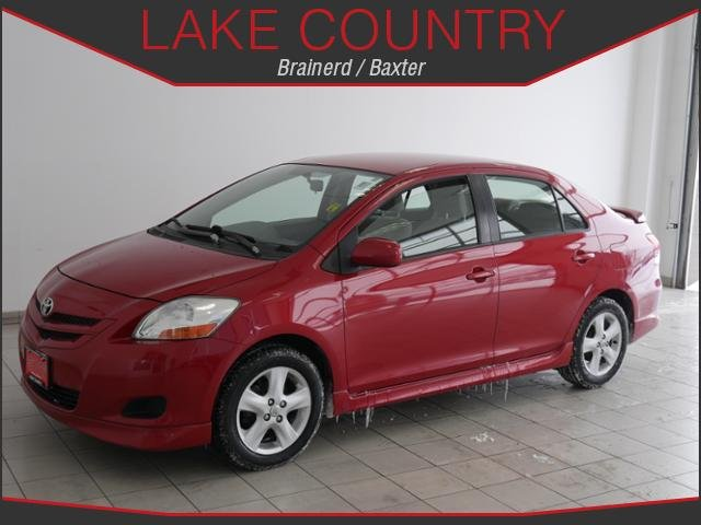 Pre-Owned 2007 Toyota Yaris S Alloy Wheels Full Power Equipment