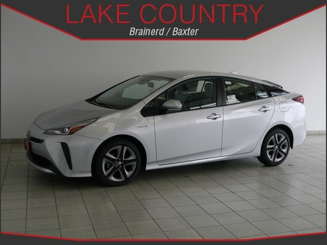 New 2019 Toyota Prius Hybrid Limited