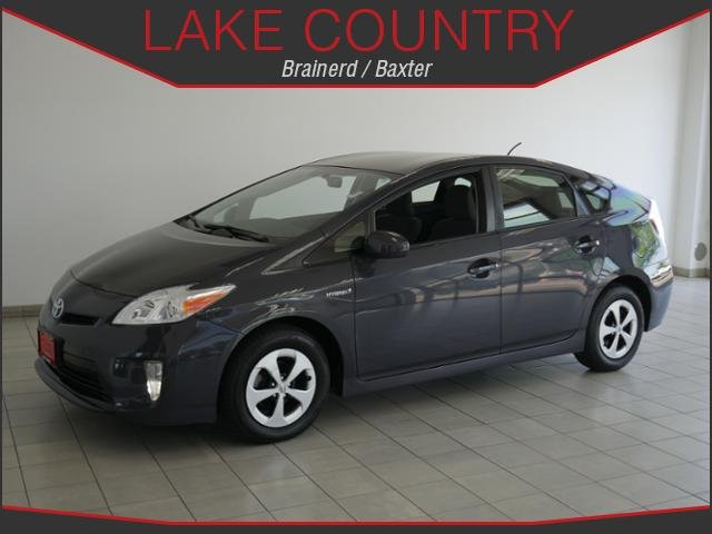 Pre-Owned 2013 Toyota Prius THREE NAVIGATION BACKUP CAMERA