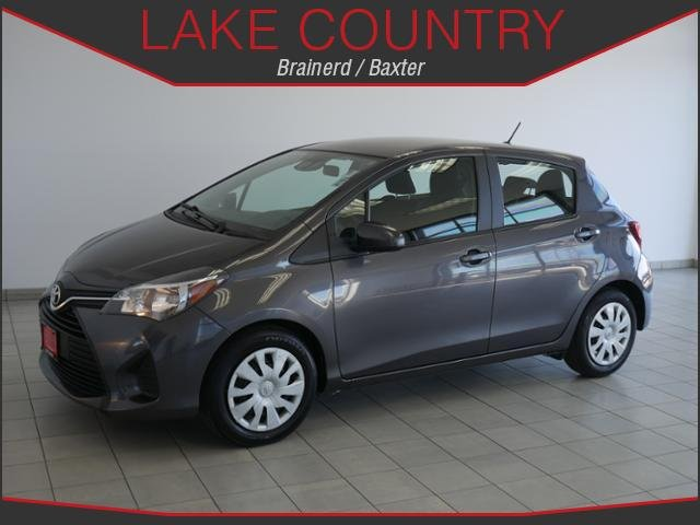 Pre-Owned 2017 Toyota Yaris L Automatic Full Power Equipment Auto Highbeams