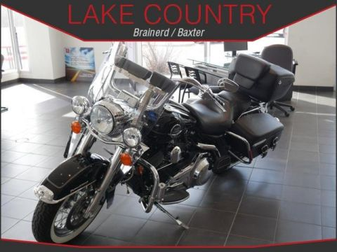 Pre-Owned 2008 Harley-Davidson Touring Road Kind Touring