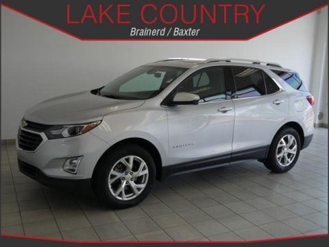 Pre-Owned 2018 Chevrolet Equinox 2LT