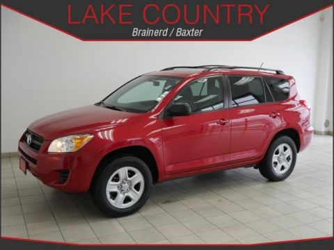 Pre-Owned 2011 Toyota RAV4 AWD Moonroof 6CD Steering Wheel Audio Cont