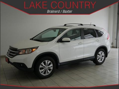 Pre-Owned 2013 Honda CR-V EXL MOONROOF BACKUP CAMERA HEATED LEATHER