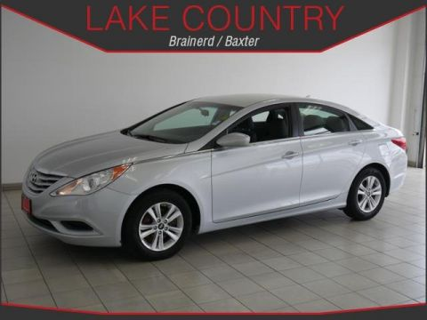 Pre-Owned 2011 Hyundai Sonata GLS PZEV POWER DRIVERS SEAT ALLOY WHEELS