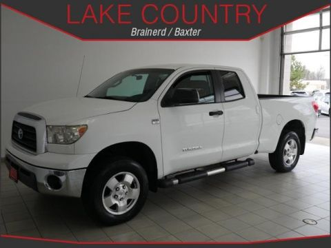 Pre-Owned 2008 Toyota Tundra 4WD Truck Tundra Grade