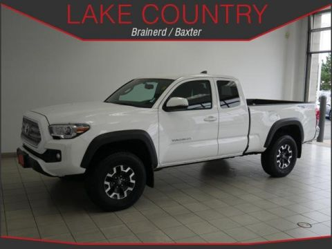 Pre-Owned 2016 Toyota Tacoma TRD OFF ROAD BACKUP CAMERA ONE OWNER